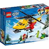 City - Ambulance Helicopter