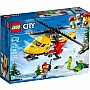 City Great Vehicles - Ambulance Helicopter