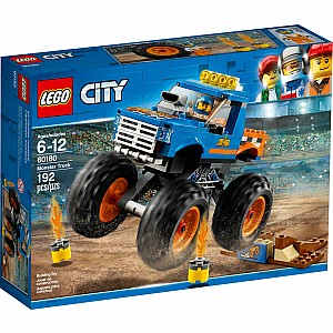 City Great Vehicles - Monster Truck