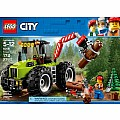 City Great Vehicles - Forest Tractor