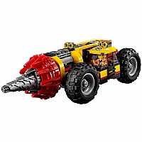 City Mining - Mining Heavy Driller