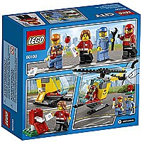 LEGO City Airport 60100 Airport Starter Set Building Kit (81 Piece)