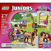 LEGO Junior: Stephanie's Horse Carriage