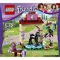 LEGO Friends 41123 Foal's Washing Station Building Kit (77 Piece)
