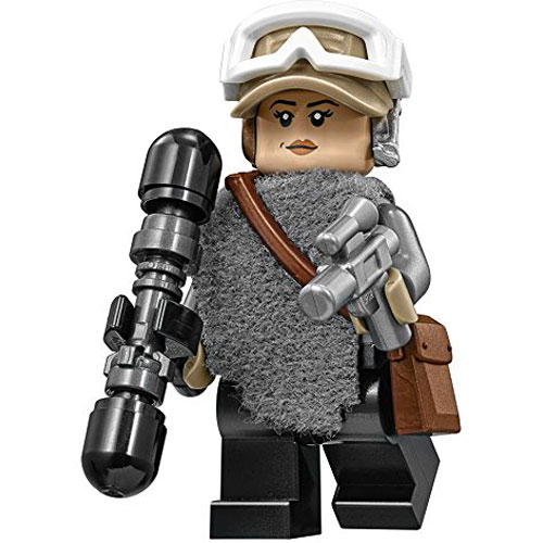 NEW LEGO Star Wars Bistan Minifigure from 75155 Rebel U-Wing Fighter