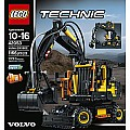 LEGO Technic 42053 Volvo EW160E Building Kit (1166 Piece)