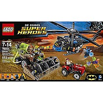 LEGO Super Heroes: Scarecrow Harvest of Fear