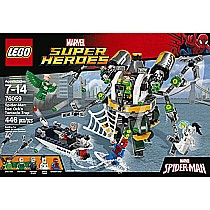 LEGO Super Heroes: Doc Ock's Tentacle Trap