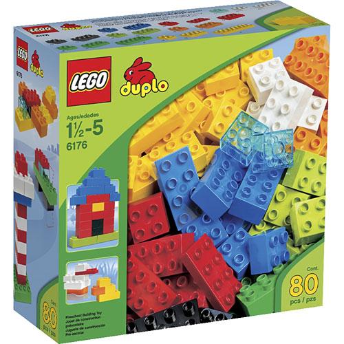 lego duplo basic bricks deluxe boon companion toys. Black Bedroom Furniture Sets. Home Design Ideas