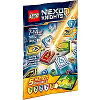 70372 Combo Nexo Powers Wave 1