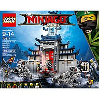 Ninjago Temple of The Ultimate Ultimate Weapon