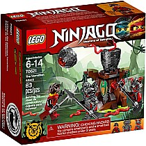 LEGO Ninjago: Vermillion Attack