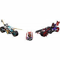 Ninjago - Street Race of Snake Jaguar