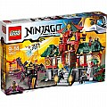 Battle for Ninjago City