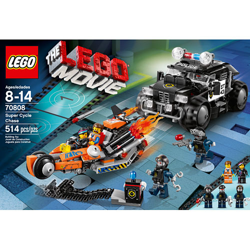 Lego Emmet S Car Parts List
