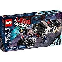 Lego Movie 70819 - Bad Cop Car Chase