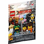 Ninjago Movie Minifigures