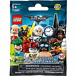THE LEGO BATMAN MOVIE Series 2 Mini figures