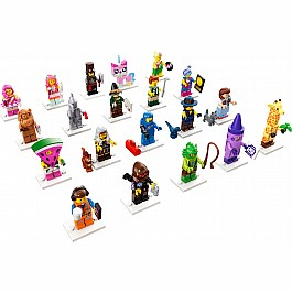 LEGO - Minifigures - Movie 2 Series