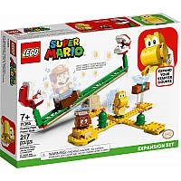Lego Mario Piranha Plant Power Slide Expansion Set