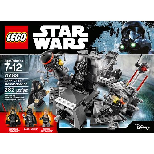 Darth Vader Transformation Timbuk Toys