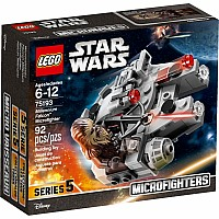 Star Wars TM - Millennium Falcon Microfighter