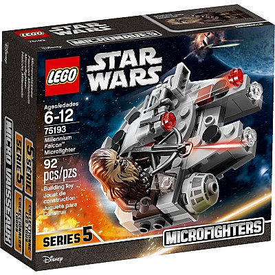 Site Lego Microfighter Millenium Of Falcon World Demo This Out bvI76yYfg