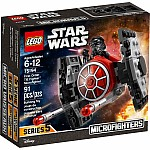 Star Wars TM - First Order TIE Fighter Microfighter