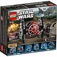 First Order TIE Fighter Microfighter Star Wars LEGO