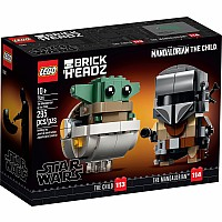 LEGO The Mandalorian & The Child