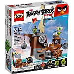 Angry Birds - Piggy Pirate Ship