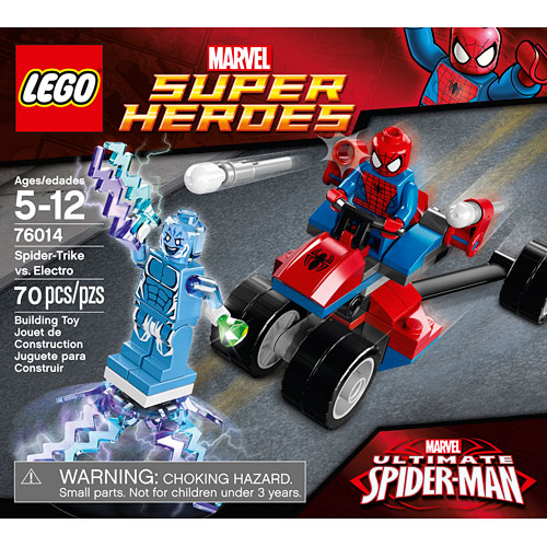 Spider VsElectro Of This Demo World Site Out Toys Trike fg6yYvb7
