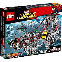 LEGO Spider-man: Web Warriors Ultimate Bridge