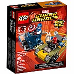 76065 Mighty Micros: Captain America vs. Red S