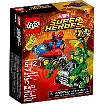 LEGO Mighty Micros: Spider-man Vs. Scorpion