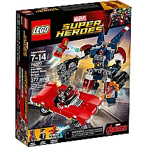 LEGO Super Heroes: Detroit Steel Strikes