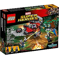 LEGO Super Heroes: Ravager Attack