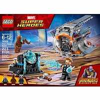 LEGO Marvel Super Heroes Avengers: Infinity War Thor's Weapon Quest 76102