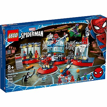 LEGO Marvel Spider-Man Attack On The Spider Lair