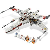 Lego: X-wing Starfighter 9493