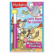 Highlights Magic Pen Painting Color and Count