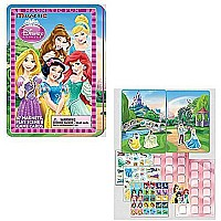 Disney Princess: Magnetic Fun Full Size Tin