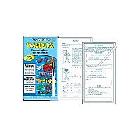 Yes & Know Ages 11 - 111 Invisible Ink Book & Pen Set