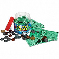 Money Jar, Play Money Set