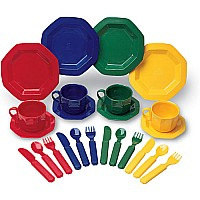 Pretend Play Dish Set