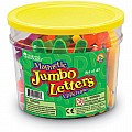 Jumbo Uppercase Magnetic Letters, Set of 40