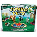 Jumbo Domestic Pets Figurines