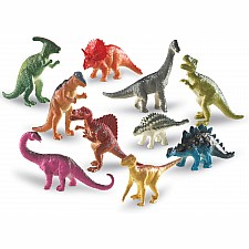 Dinosaur Counters - Set of 60