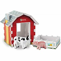 Jumbo Farm Play Set