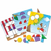 Shapes Don't Bug Me Geometry Activity Set